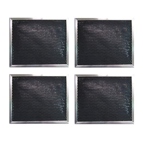MaxLLTo 4-Pack Ductless Range Hood Filter for 30