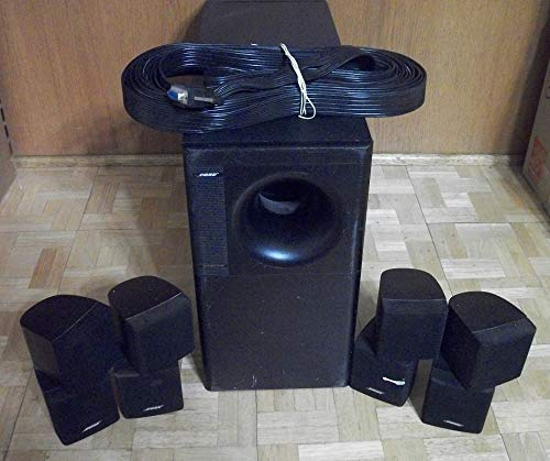 Bose Acoustimass 15. Home Theater system. 5.1 channel.
