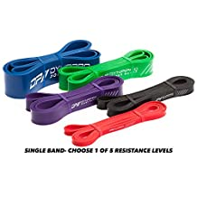 DYNAPRO Power Resistance Bands - Assisted Pull-Up Band, Resistance & Stretch Band | Powerlifting Bands