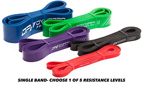 DYNAPRO Assisted Pull Up Bands - Heavy Duty Power Resistance