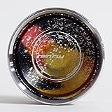 YoYo Empire 7075 Rainfly Yo-Yo (Black Gold Red)