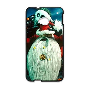 HTC One M7 Phone Cases Black The Nightmare Before Christmas FJo898795