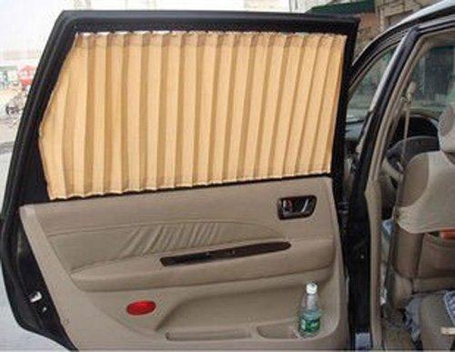 Curtains Ideas car window curtain : Amazon.com: Modifystreet VIP Beige Mesh Interior Window Curtain ...
