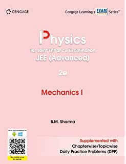 Physics for Joint Entrance Examination JEE Advanced - Mechanics 1 2017-18 price comparison at Flipkart, Amazon, Crossword, Uread, Bookadda, Landmark, Homeshop18