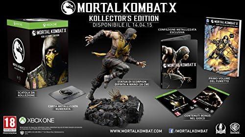 Mortal Kombat X - Kollectors Limited Edition [Importación ...