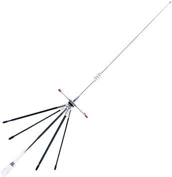 GRA-D220R - Antena móvil para escáner de Banda Ancha (Radio de Dos vías, 100~1600 MHz)