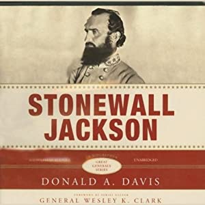 Stonewall Jackson Audiobook
