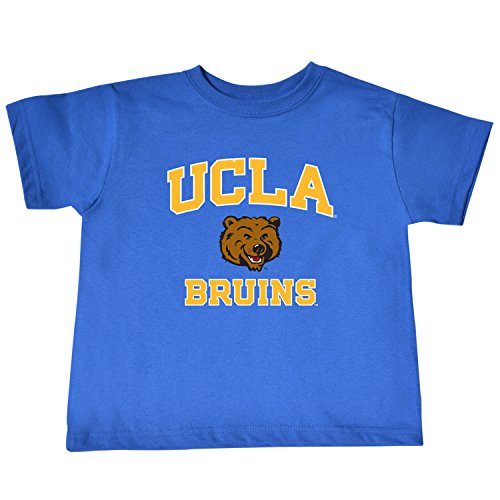 NCAA Ucla Bruins Toddler Short Sleeve Tee, 5/6 Toddler, (Ucla Bruins Set)