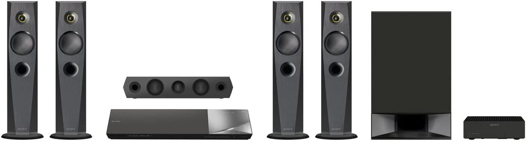 Sony BDV-N7200W 5.1 3D Blu-ray Home Theater System with BT