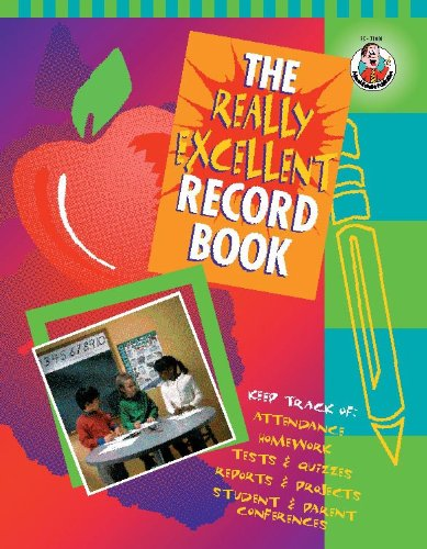 Really Excellent Record Book - The Really Excellent Record Book