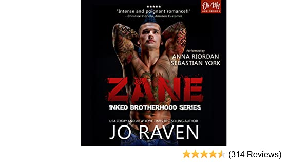 Amazon Zane Audible Audio Edition Jo Raven Sebastian York