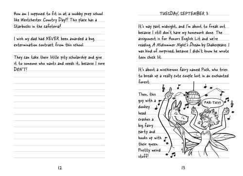 Dork Diaries 1: Tales from a Not-So-Fabulous Life by Aladdin Paperbacks (Image #4)