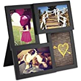 umbra pane 4 opening desktop collage frame 4x6 black
