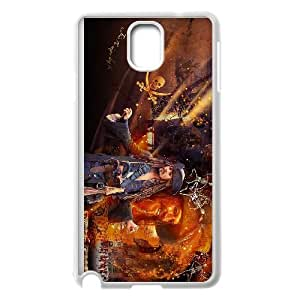 Pirates of the Caribbean Samsung Galaxy Note 3 Cell Phone Case White Phone cover G2691551