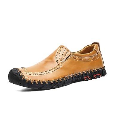 Strher Zapatos Hombre Mocasines Calzado Plano-Mocasines para ...