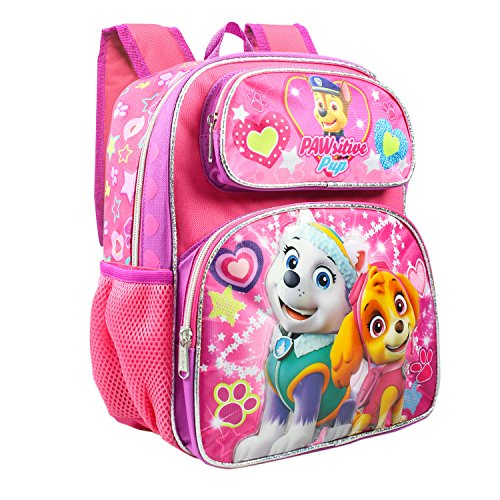 New Arrive Paw Patrol Girls Pup 12 inch Small Backpack -