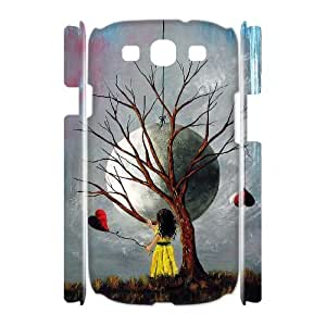 BLACCA Phone Case Of Under the moonlight For Samsung Galaxy S3 I9300
