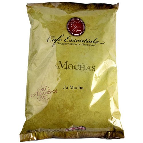Dr. Smoothie Coffee Cafe Essentials NATURALS Ja'Mocha by Dr. Smoothie Brands