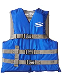 Stearns Child'S and Youth Boating Vests (Red, 50-90-Pound)