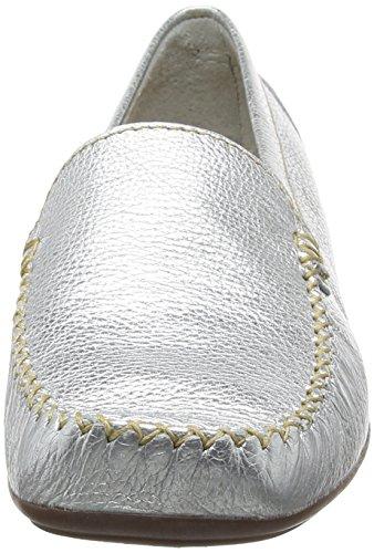 Van Dal Women's Sanson Mocassins Silver (Metallic) Ir1qJRGbXq