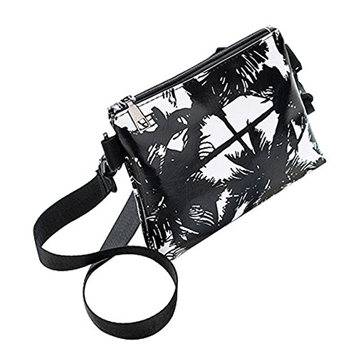 Impression 2018 Arbre Coconut Femmes WINWINTOM Zipper Sac Promotion Grande 0FRdWwq6