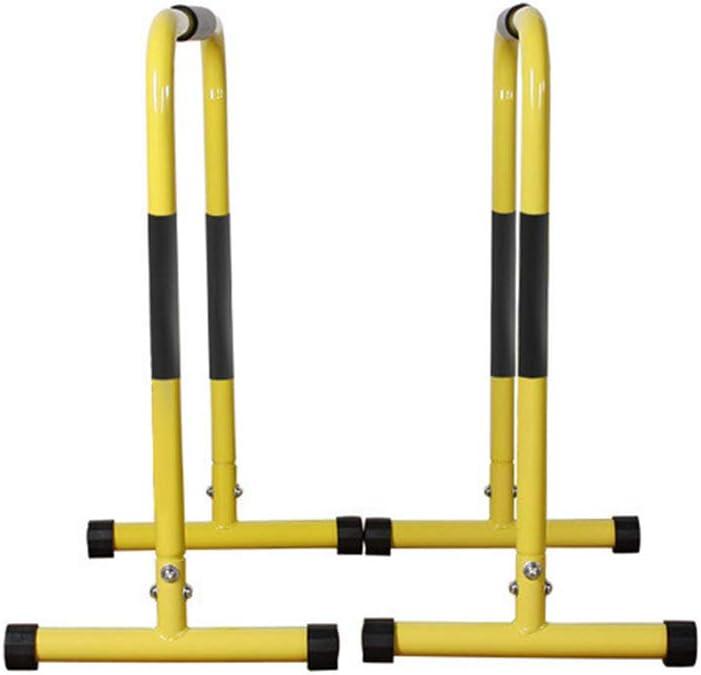 Barras paralelas Multifuncionales: barra horizontal para interiores Barras paralelas divididas Dispositivo de entrenamiento dominadas para el hogar Soporte push-up. Entrenamiento de fuerza doméstica