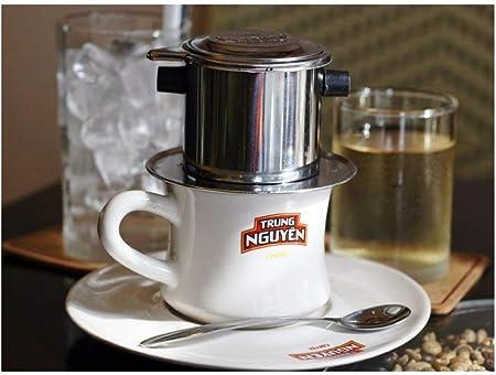Trung Nguyen - Juego de filtros de café vietnamita, goteador ...