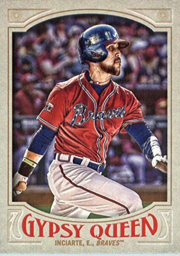 2016 Topps Gypsy Queen Baseball #290 Ender Inciarte Atlanta Braves