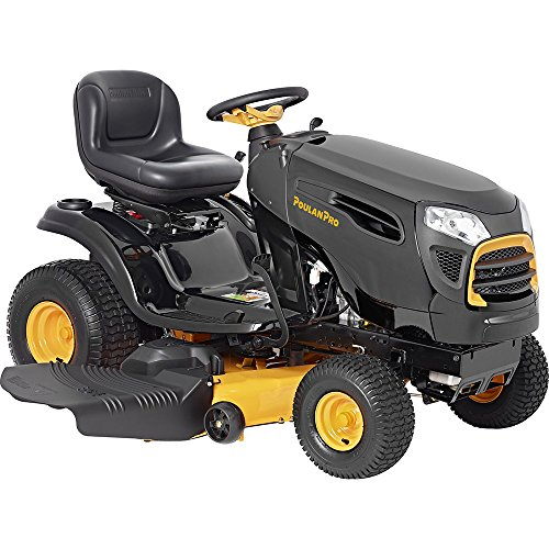 Poulan Pro 960420197 54'' 22HP Briggs and Stratton Automatic Gas Front-Engine Riding Mower by Poulan Pro