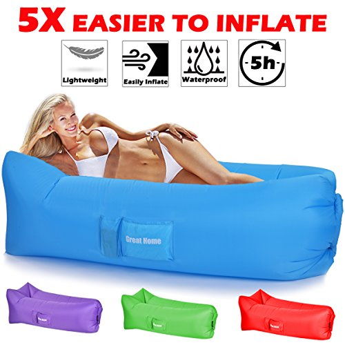 Great Home Lightweight Inflatable Foldable product image