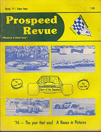 - SPEEDWEEK PROSPEED REVIEW NASCAR Modifieds Spring 1977 1976 Year in Review