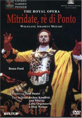 Mozart: Mitridate, rè di Ponto (Royal Opera House, Covent Garden 1993)