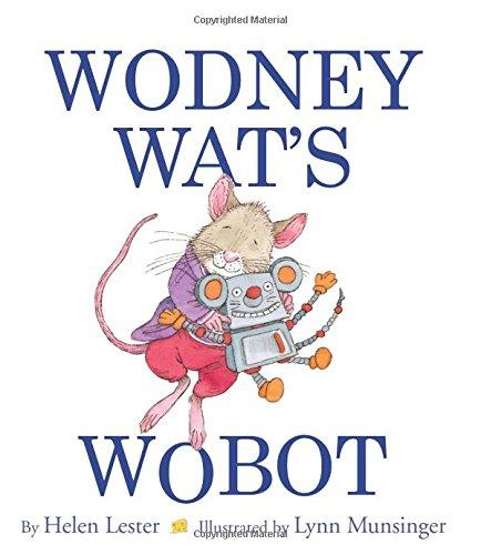 Wodney Wat's Wobot ebook