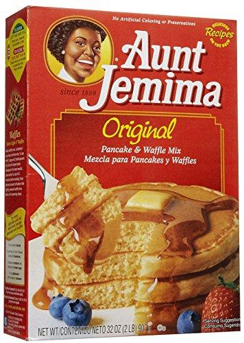 Aunt Jemima Pancake Mix - 32 oz (Pancake Lil)