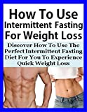 Discover How to Lose Weight, Improve Your Health, and Feel Amazing With Intermittent FastingToday only, download now for just $2.99. Save $4.00, 60% OFF. (Regular Price: $6.99)You're about to discover a scientifically proven method on how to use inte...