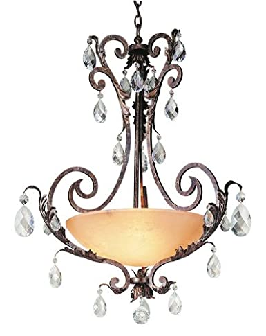 Amazon.com: Barcelona Collection French Marble Pendant ...