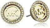 Michael Kors Best Deals - Michael Kors Gold Tone Stud Earrings
