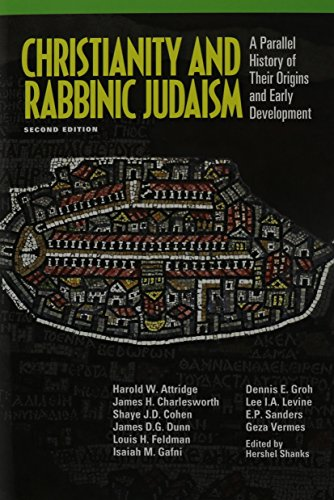 Christianity and Rabbinic Judaism