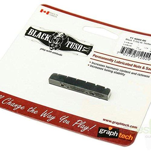 - Graph Tech Trem-Nut XL Jumbo Black Tusq Guitar Nut - PT-6000-00