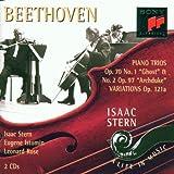 Intégrale des trios pour piano et cordes