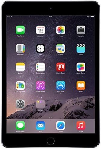 Apple iPad Mini 3 Wi-Fi 16GB - Space Gray