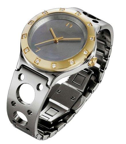 Rosendahl RS43511 - Reloj de mujer automático (suizo - ETA), correa de acero inoxidable: Amazon.es: Relojes