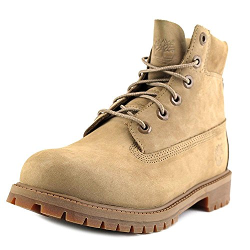 Timberland Youth 6-Inch Premium Waterproof Boots Yellow Size 5 M US by Timberland