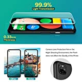 [6 Pack] iVoler [4 Pack]Tempered Screen Protector