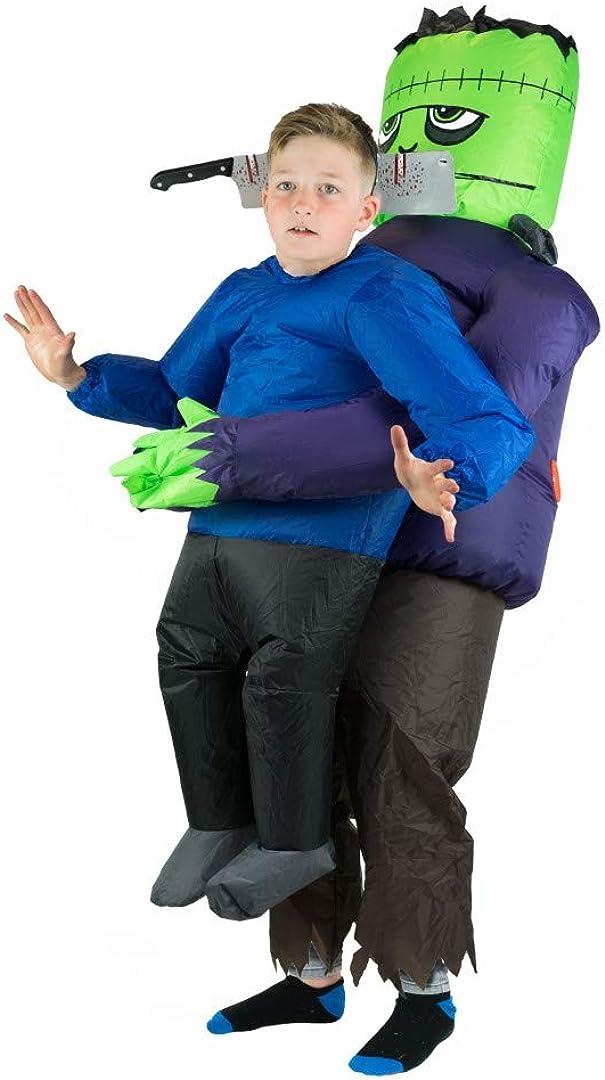 Bodysocks® Disfraz Hinchable de Halloween Niño