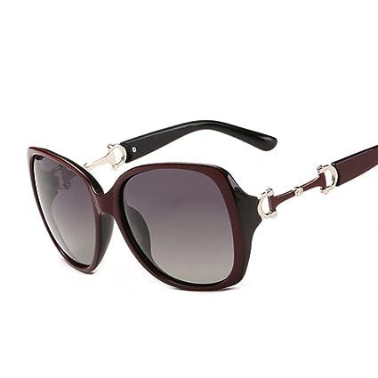 RyimsD Personalidad Moda Gafas Colorido Gafas De Sol Tiro En La Calle Conducción Sombrilla Plástico Hombres