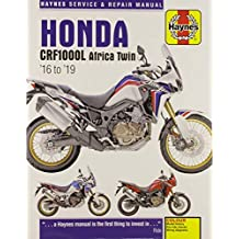 Honda CRF1000L Africa Twin from 2016-2019 Haynes Repair Manual (Haynes Powersport)