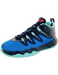 pretty nice ae083 69ca1 Nike Kids CP3.IX Bp Soar Infrared 23 Mdnght NVY Cp Basketball