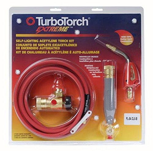 TurboTorch 0386-0833 PL-5ADLX-B Torch Kit Swirl for  B ta...