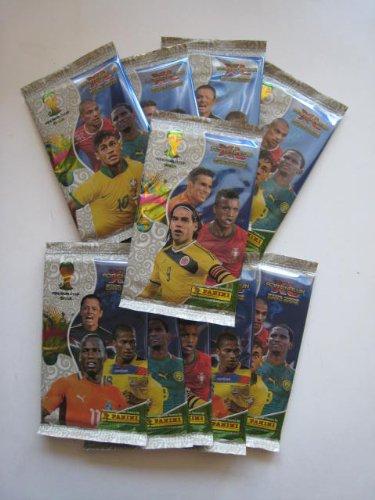 Panini World Brazil Adrenalyn Soccer